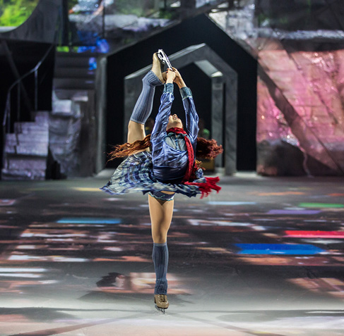 Cirque du Soleil в Казани! 26.11.2019